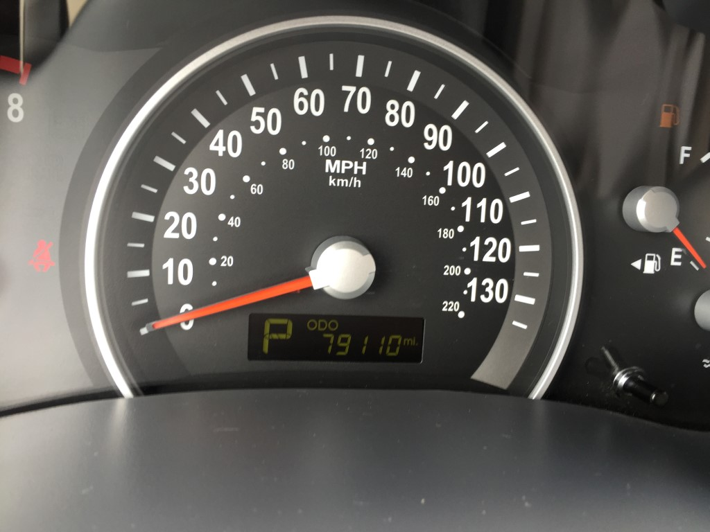 Used 2012 Kia Sedona Lx Minivan 899000 Gauges For Sale In Staten Island Ny