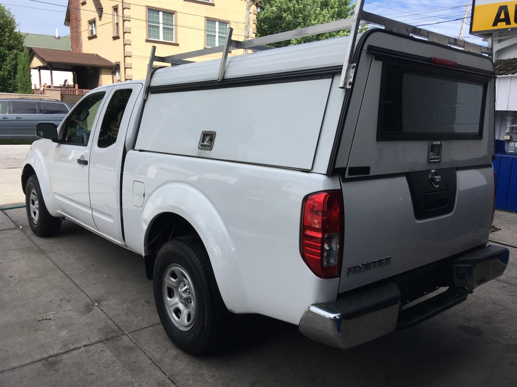 Used - Nissan Frontier S Truck for sale in Staten Island NY