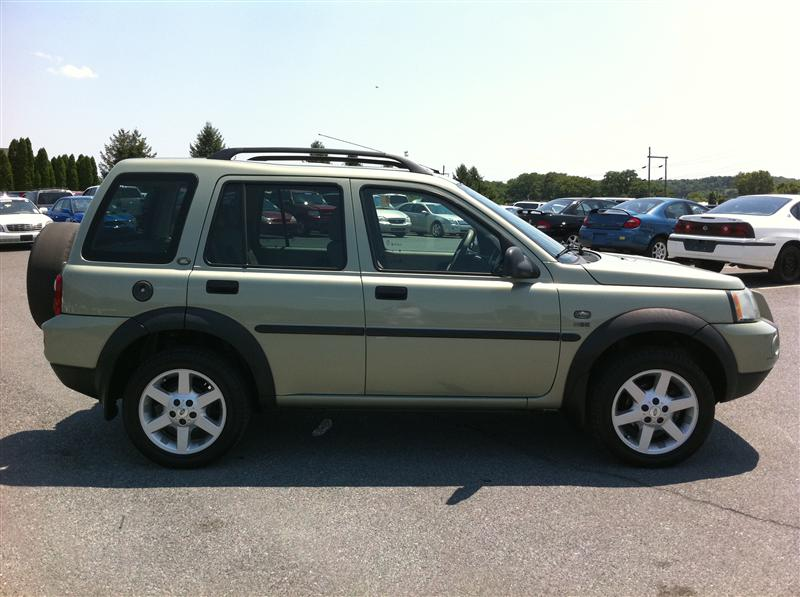 offers used car for sale 2004 land rover freelander sport utility. Black Bedroom Furniture Sets. Home Design Ideas