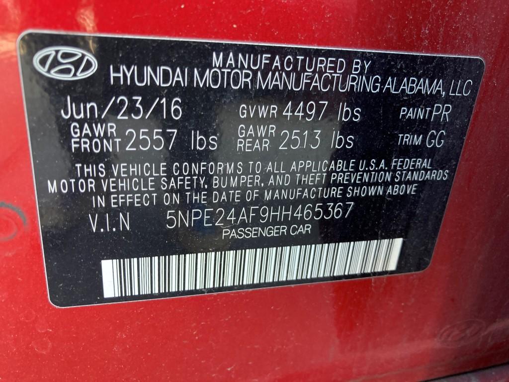 Used - Hyundai Sonata 2.4L Sedan for sale in Staten Island NY