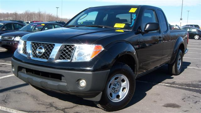 used 2006 nissan frontier xe truck 9. Black Bedroom Furniture Sets. Home Design Ideas