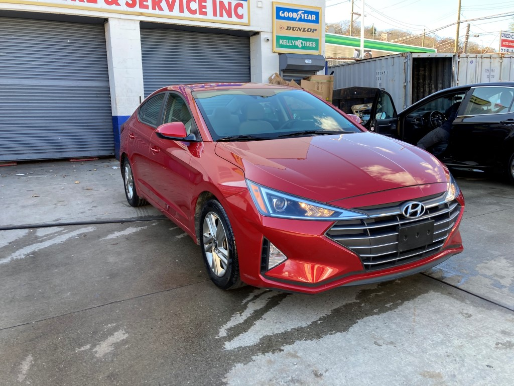 Used - Hyundai Elantra SEL Sedan for sale in Staten Island NY