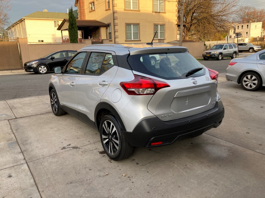 Used - Nissan Kicks SV Wagon for sale in Staten Island NY