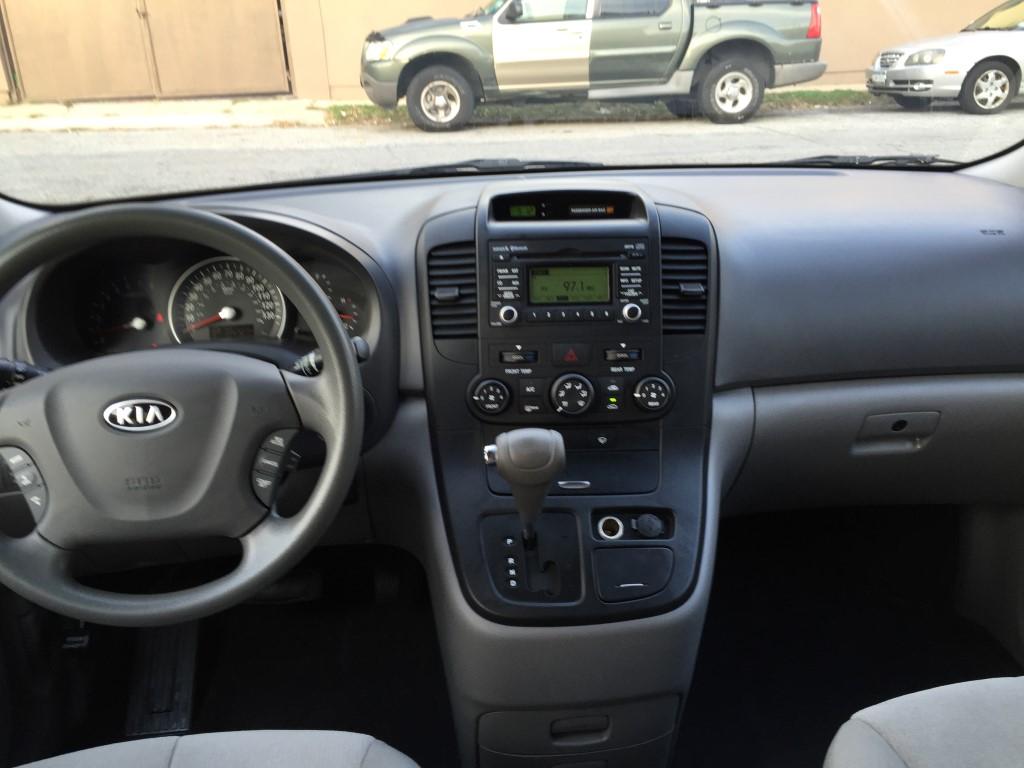 Used - Kia Sedona LX MiniVan for sale in Staten Island NY