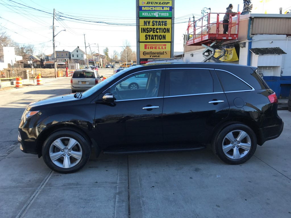 Used - Acura MDX Tech Pkg AWD SUV for sale in Staten Island NY