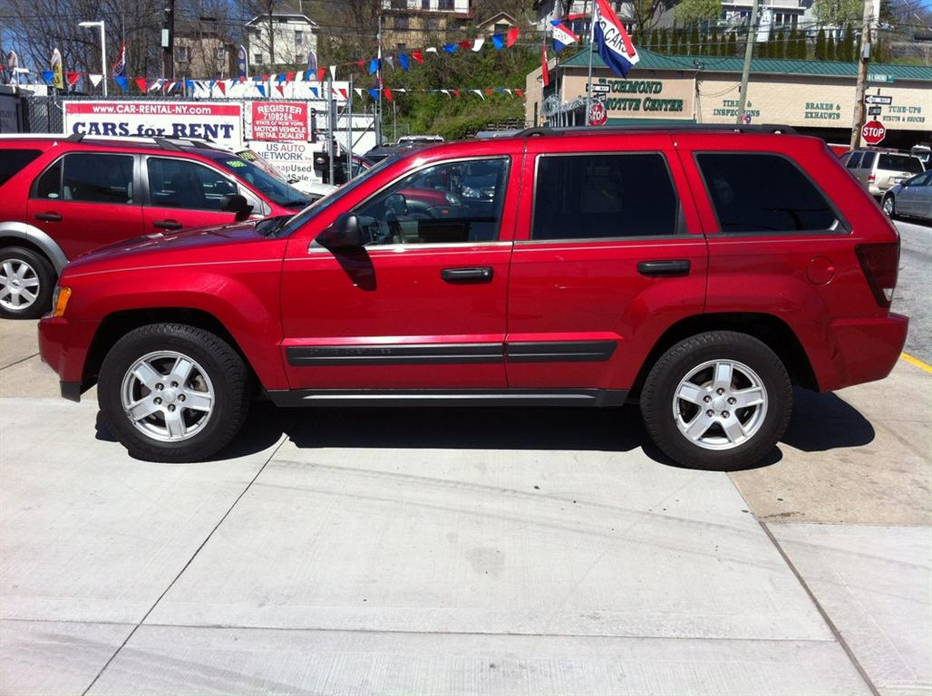 offers used car for sale 2005 jeep grand cherokee laredo 4x4 sport. Black Bedroom Furniture Sets. Home Design Ideas