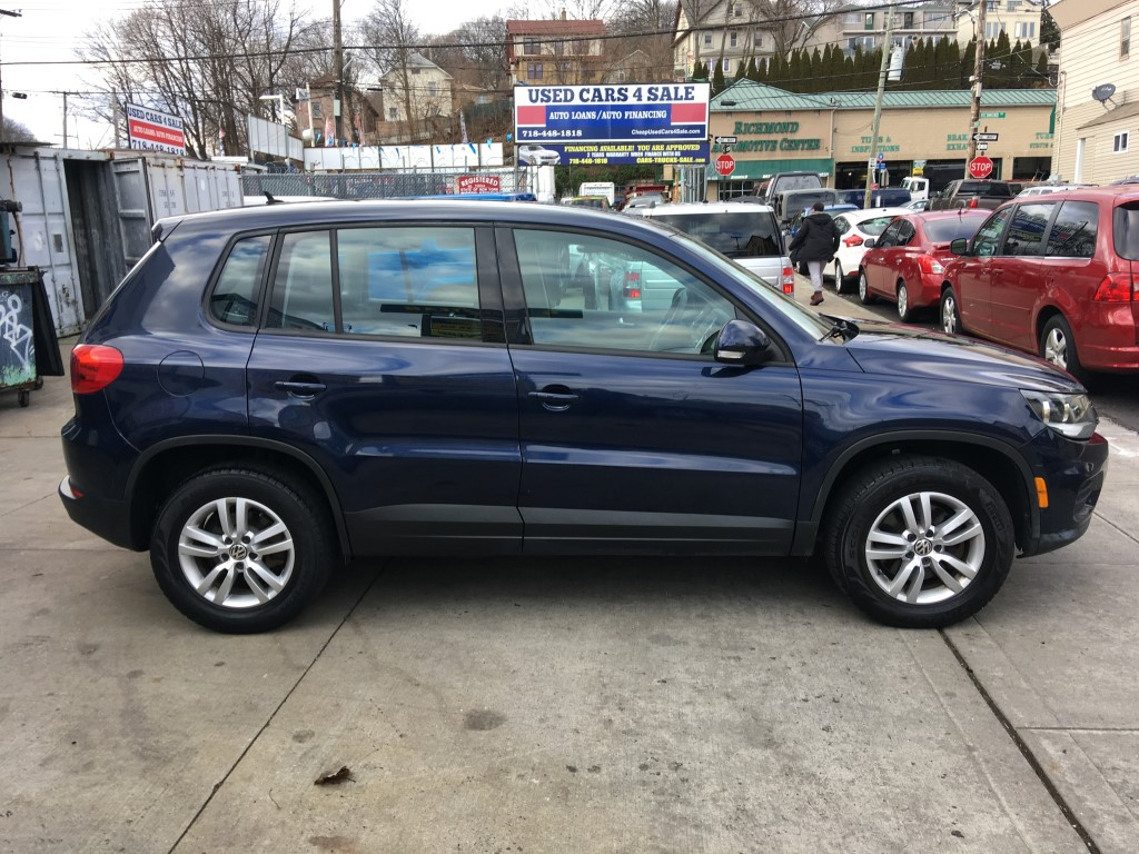 Used - Volkswagen Tiguan S SUV for sale in Staten Island NY