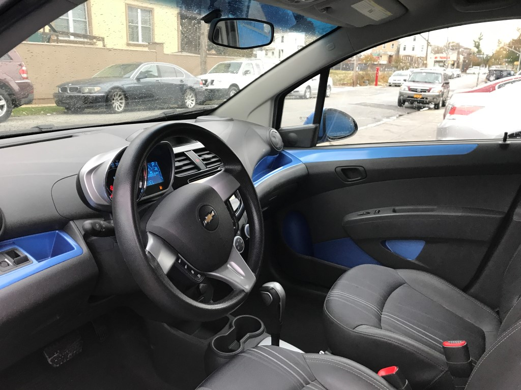 Used - Chevrolet Spark LT Hatchback for sale in Staten Island NY