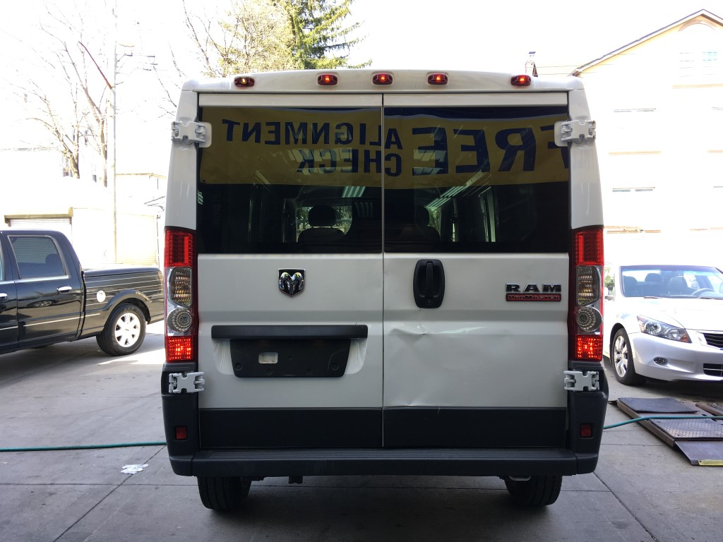 Used - RAM ProMaster 1500 Cargo Van for sale in Staten Island NY