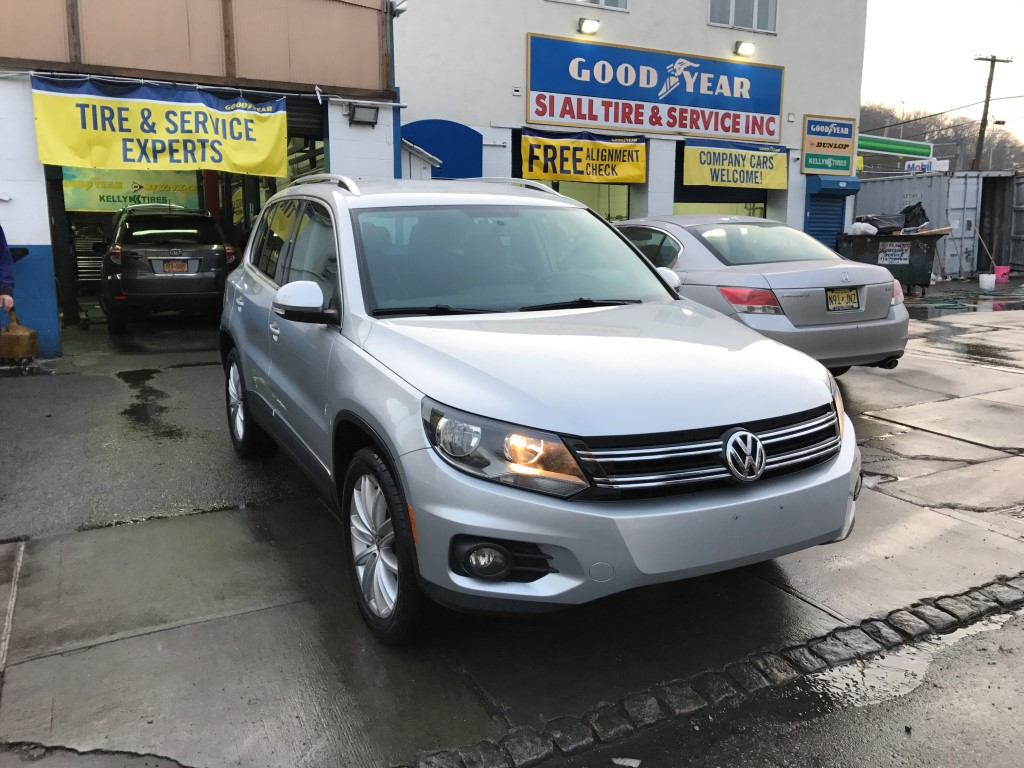 Used - Volkswagen Tiguan SUV for sale in Staten Island NY