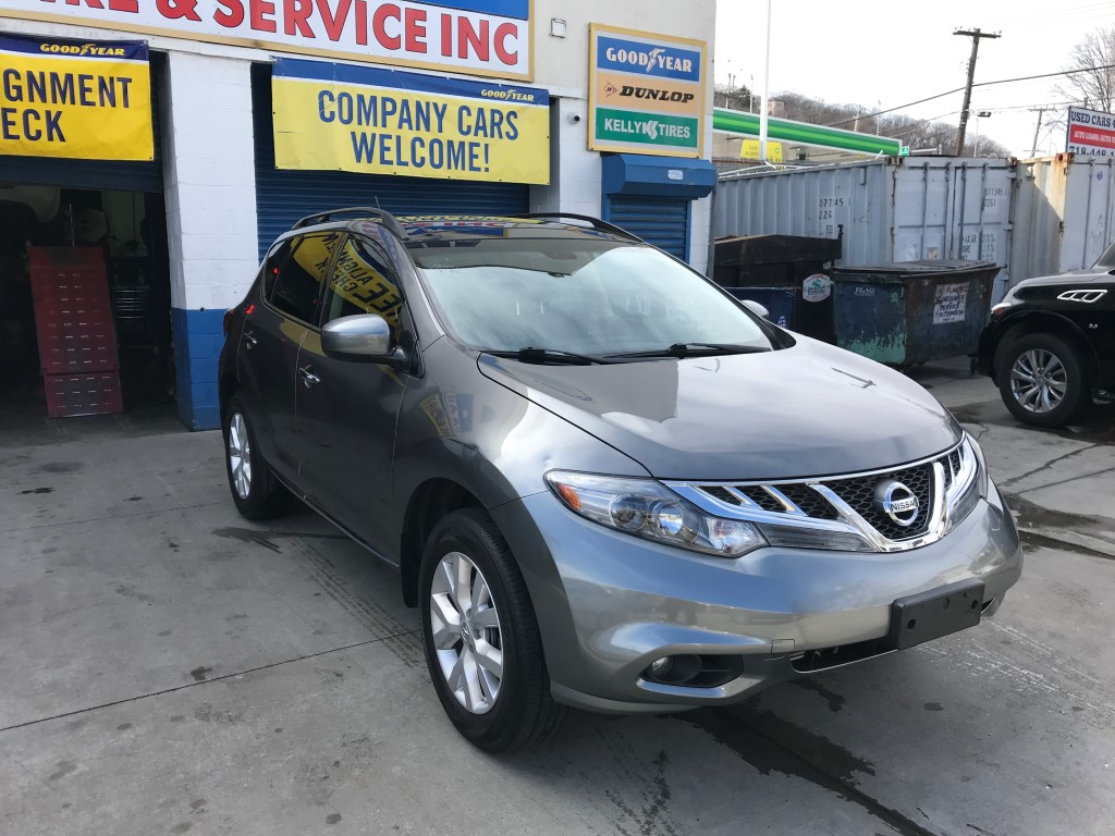 Used - Nissan Murano SL AWD SUV for sale in Staten Island NY