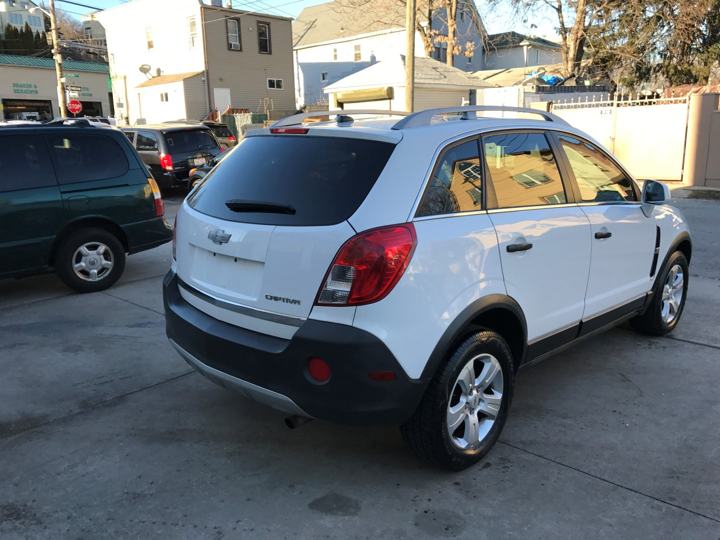 Used - Chevrolet Captiva LS SUV for sale in Staten Island NY
