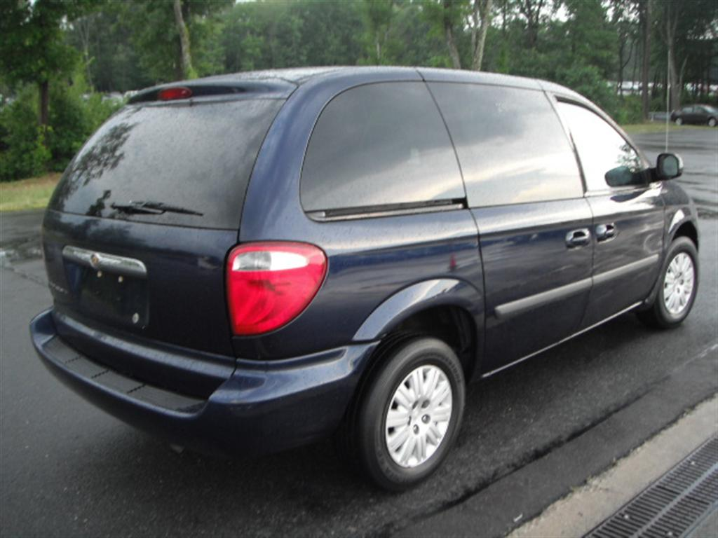 used car for sale 2006 chrysler town country minivan 5. Cars Review. Best American Auto & Cars Review
