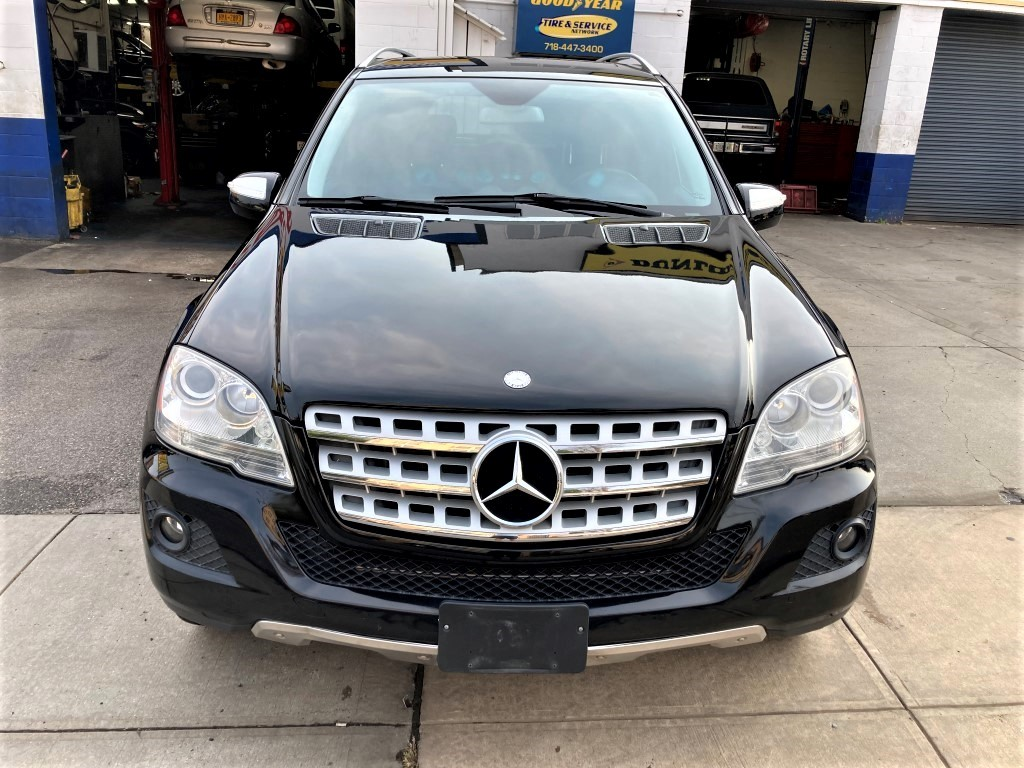 Used - Mercedes-Benz M-Class ML 350 4MATIC AWD SUV for sale in Staten Island NY