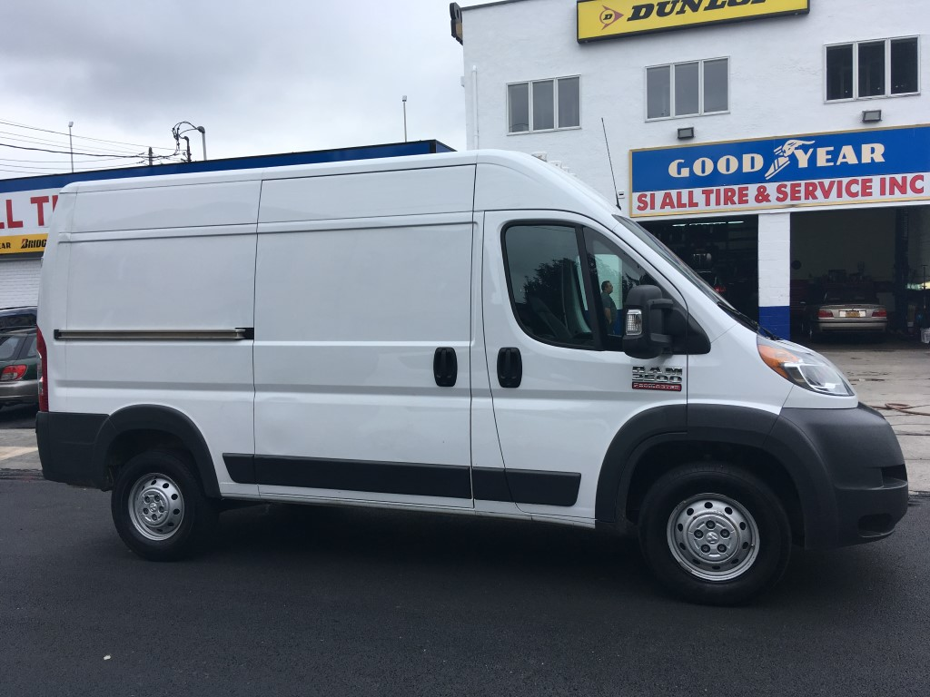 Used - RAM ProMaster 2500 High Roof Cargo Van for sale in Staten Island NY