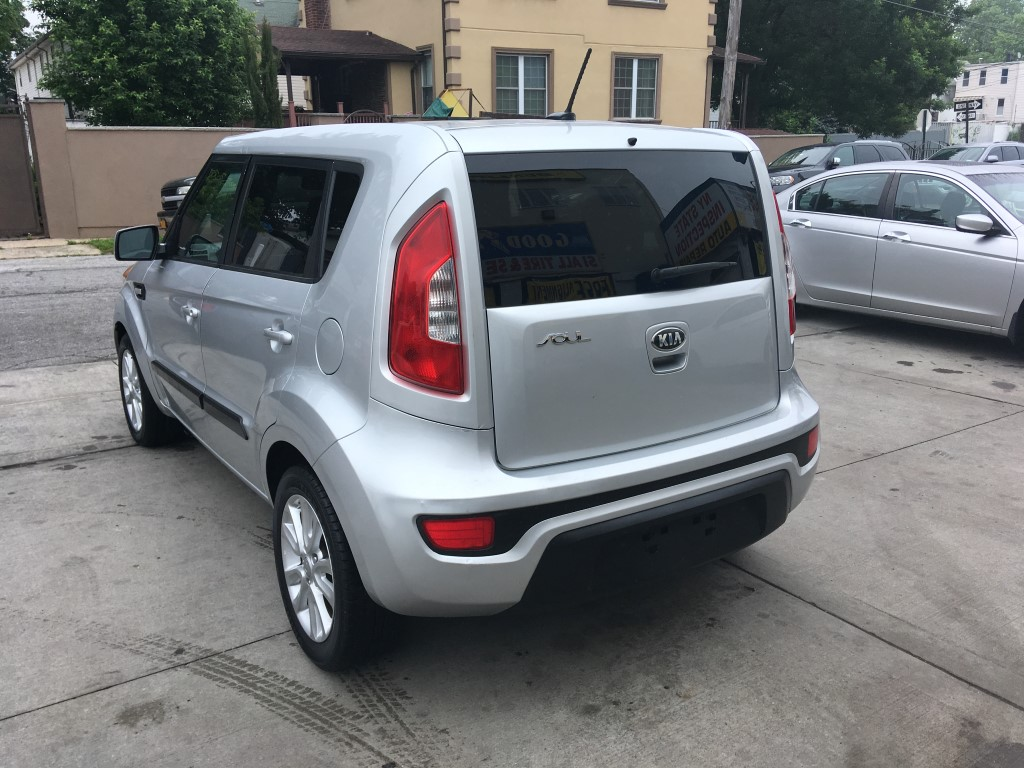 Used - Kia Soul SUV for sale in Staten Island NY