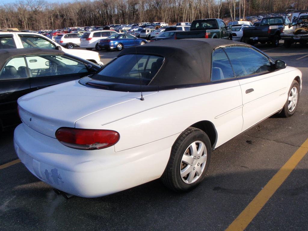 offers used car for sale 1999 chrysler sebring convertible 2 in. Black Bedroom Furniture Sets. Home Design Ideas