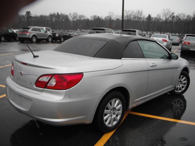 offers used car for sale 2008 chrysler sebring convertible 6 in. Black Bedroom Furniture Sets. Home Design Ideas