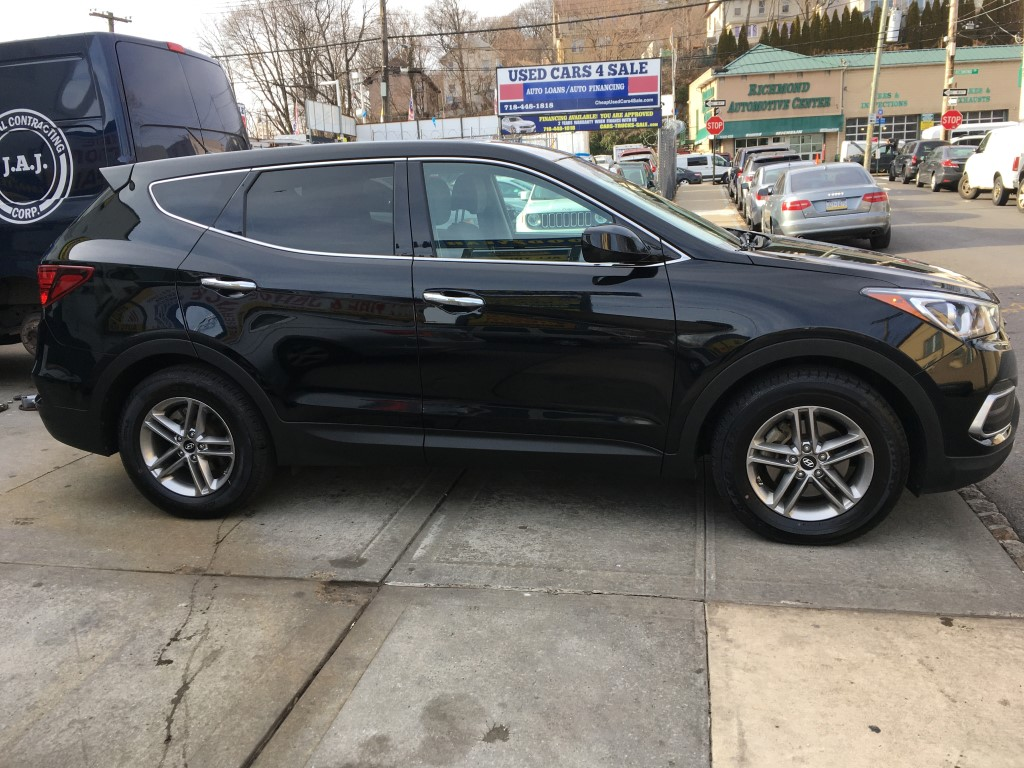 Used - Hyundai Santa Fe Sport 2.4L SUV for sale in Staten Island NY