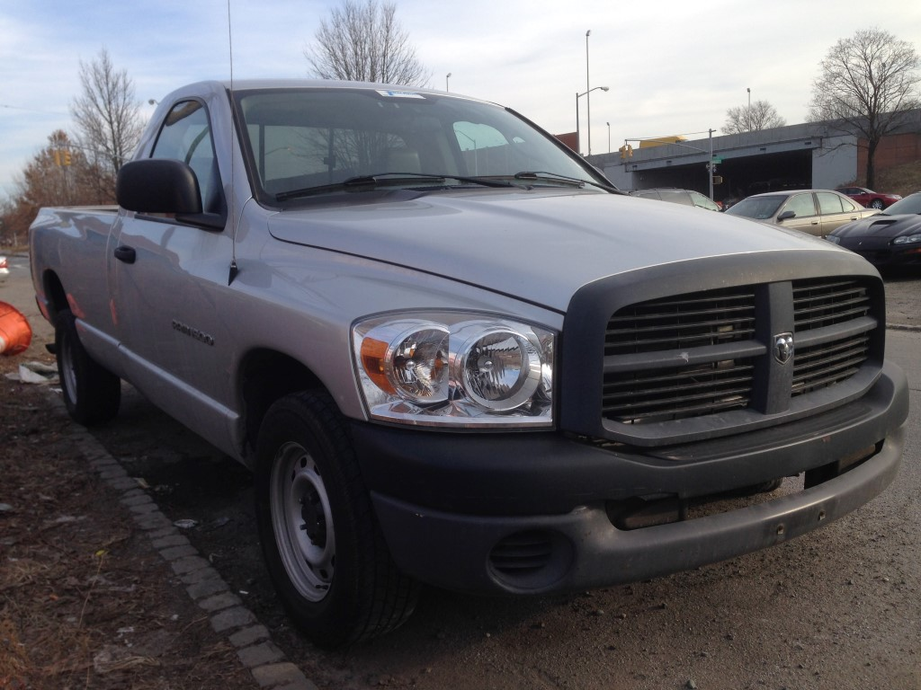Used 2007 Dodge Ram 1500 Pickup Truck 5 890 00