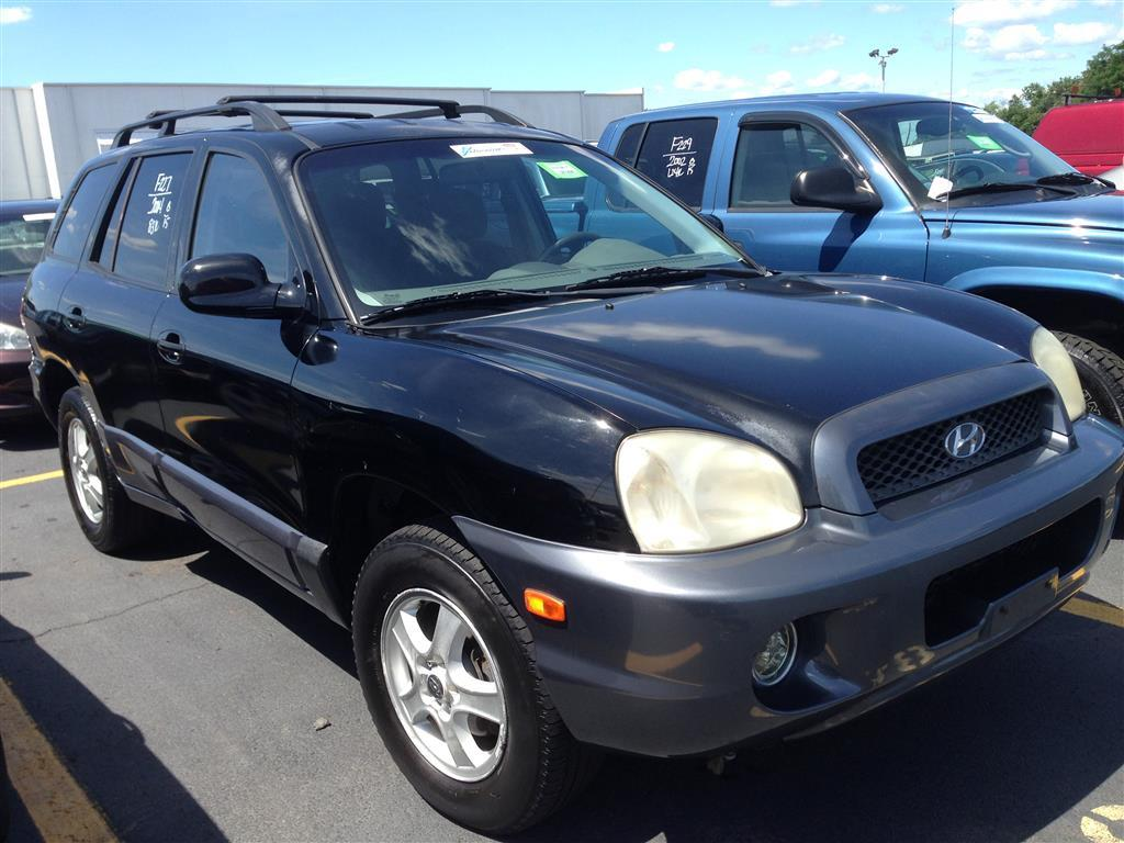 offers used car for sale 2004 hyundai santa fe sport utility 4. Black Bedroom Furniture Sets. Home Design Ideas