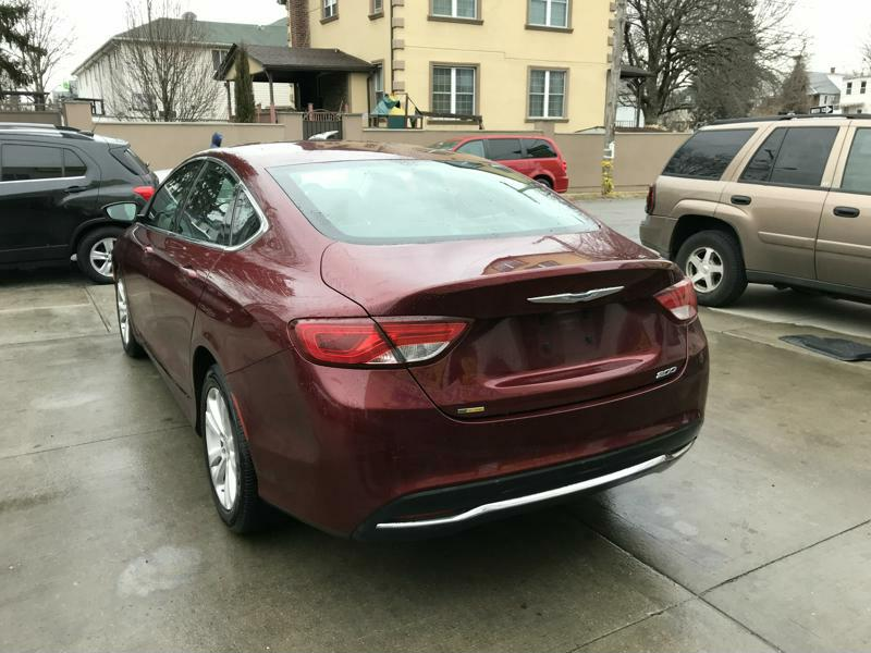 Used - Chrysler 200 Limited Sedan for sale in Staten Island NY