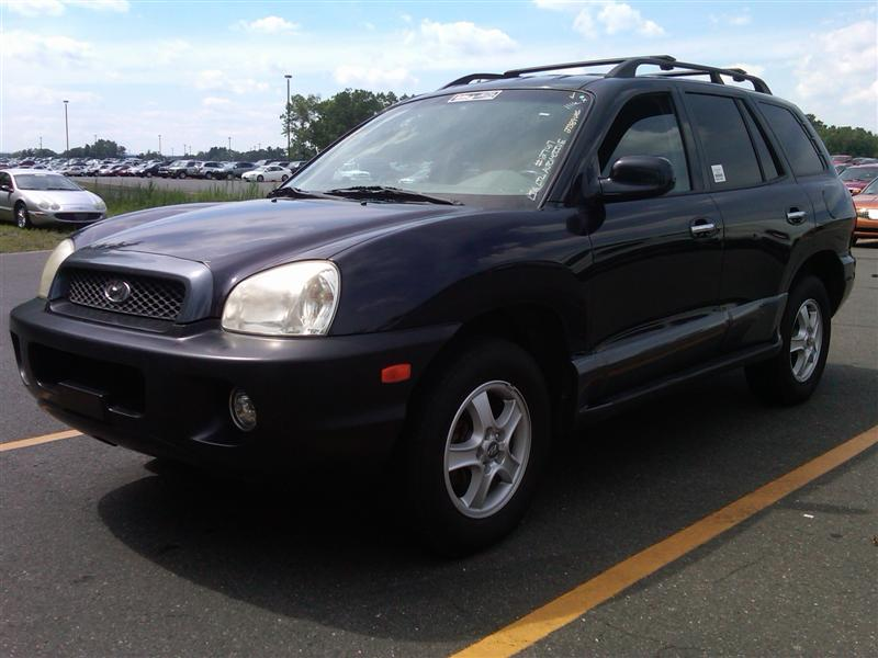 offers used car for sale 2004 hyundai santa fe sport utility 4wd 5 790. Black Bedroom Furniture Sets. Home Design Ideas