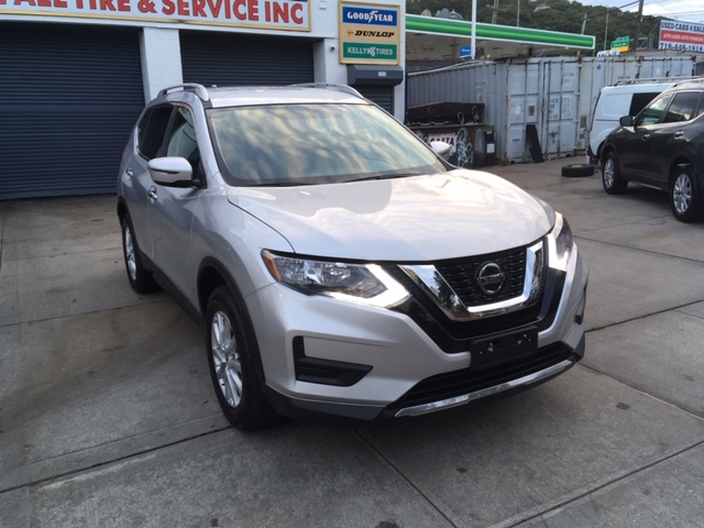 Used - Nissan Rogue SV AWD Wagon for sale in Staten Island NY