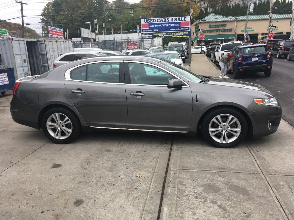 Used - Lincoln MKS Sedan for sale in Staten Island NY