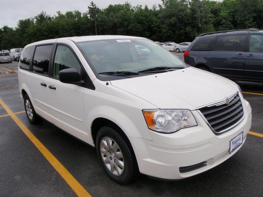 used car for sale 2008 chrysler town country minivan 8. Cars Review. Best American Auto & Cars Review