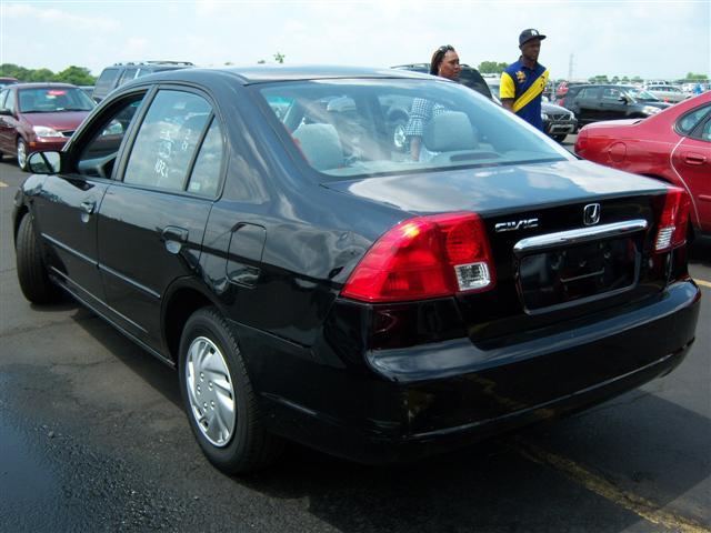 offers used car for sale 2003 honda civic 4 door sedan 5. Black Bedroom Furniture Sets. Home Design Ideas
