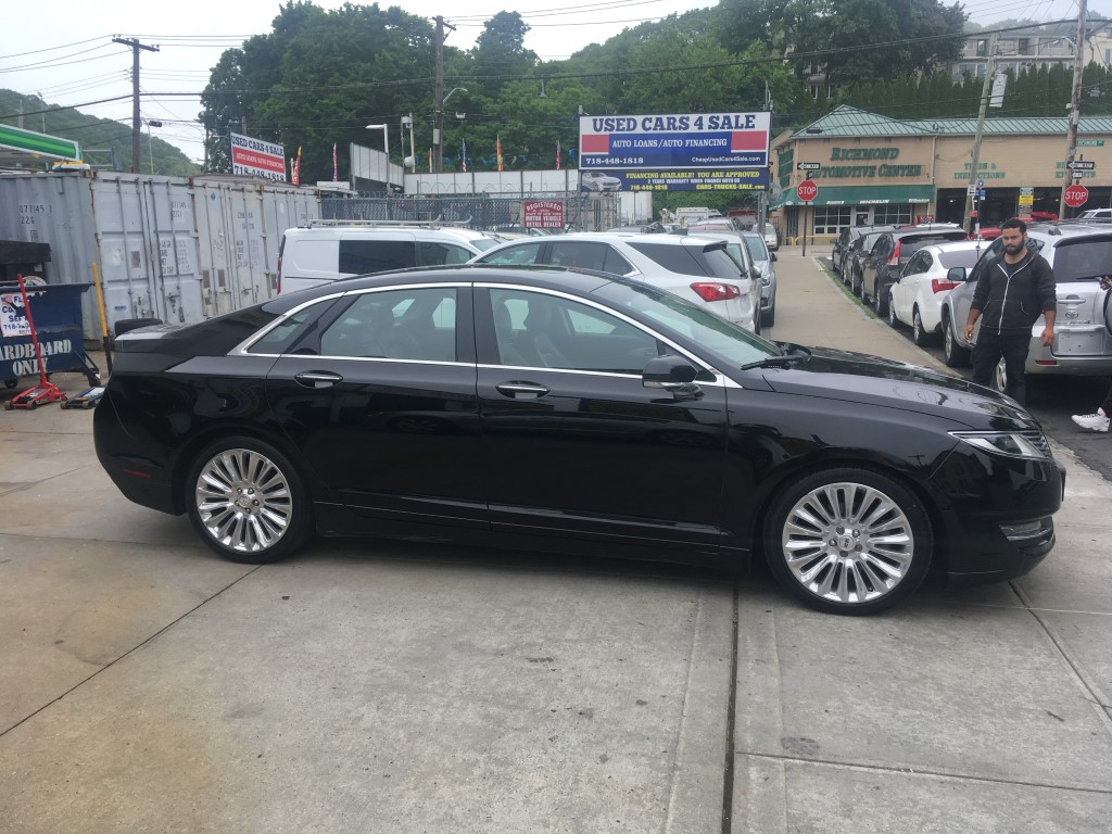 Used - Lincoln MKZ Base AWD Sedan for sale in Staten Island NY