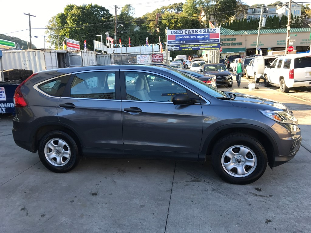 Used - Honda CR-V LX SUV for sale in Staten Island NY