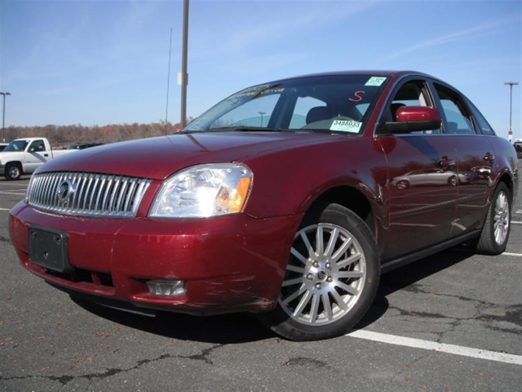 Used 2005 Mercury Montego AWD Sedan $5,990.00