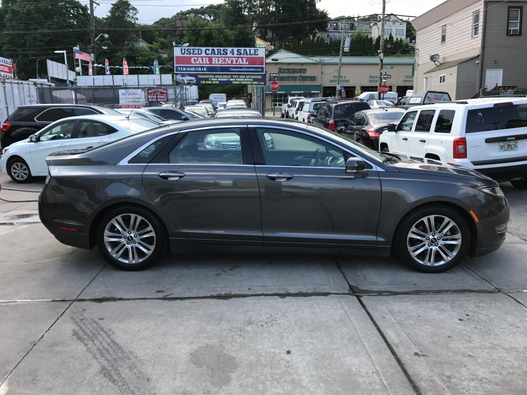 Used - Lincoln MKZ Sedan for sale in Staten Island NY