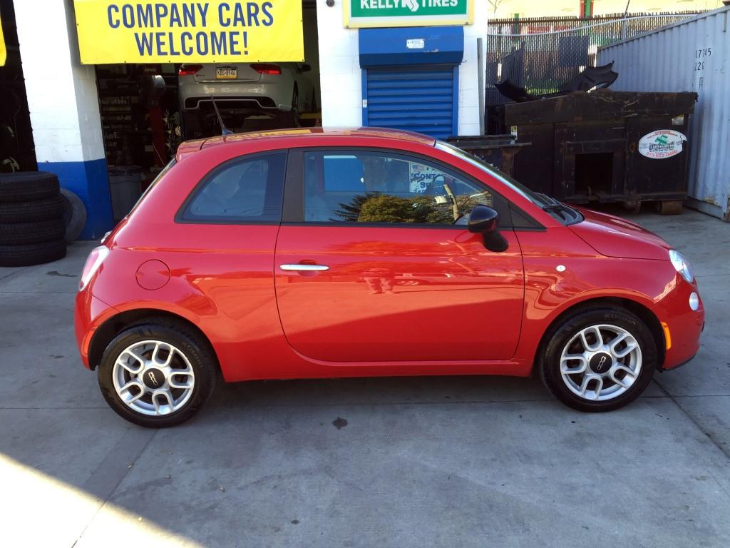 2013 Nissan Altima For Sale >> Used 2013 Fiat 500 Pop Hatchback $5,990.00