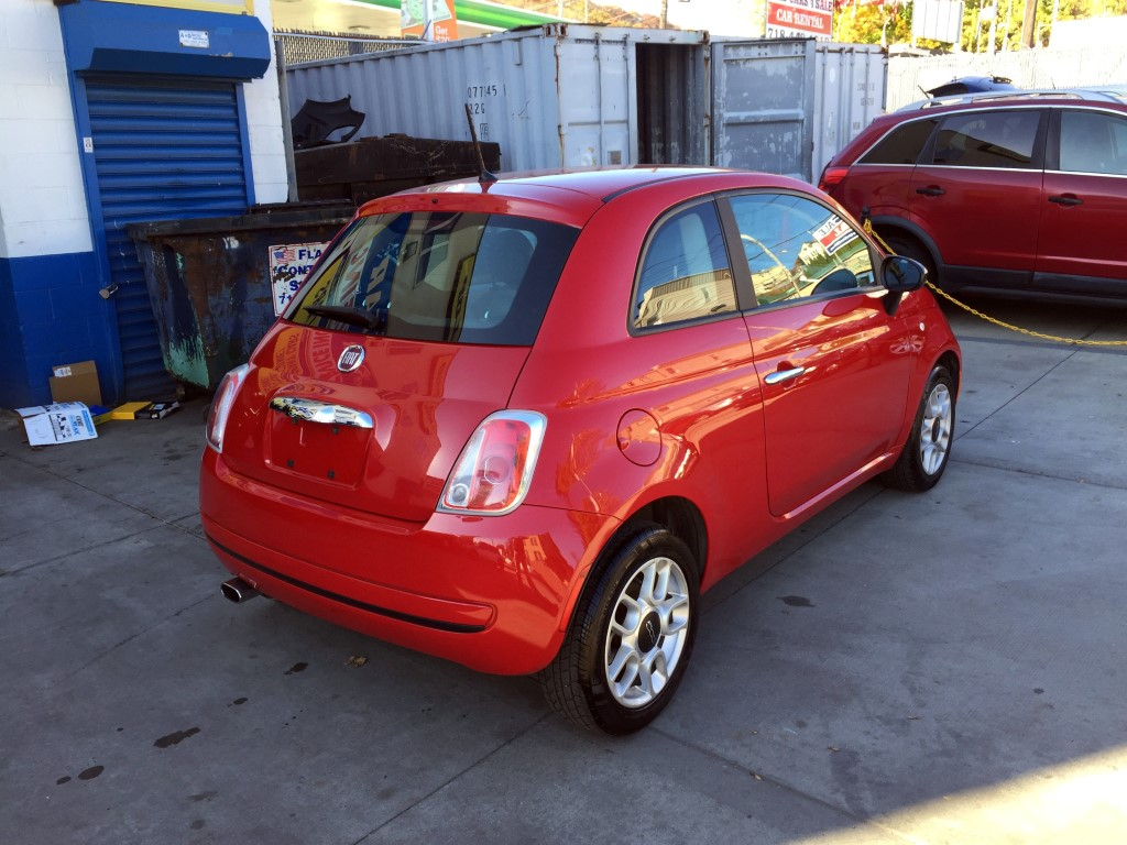 Used 2013 Fiat 500 Pop Hatchback 5 990 00