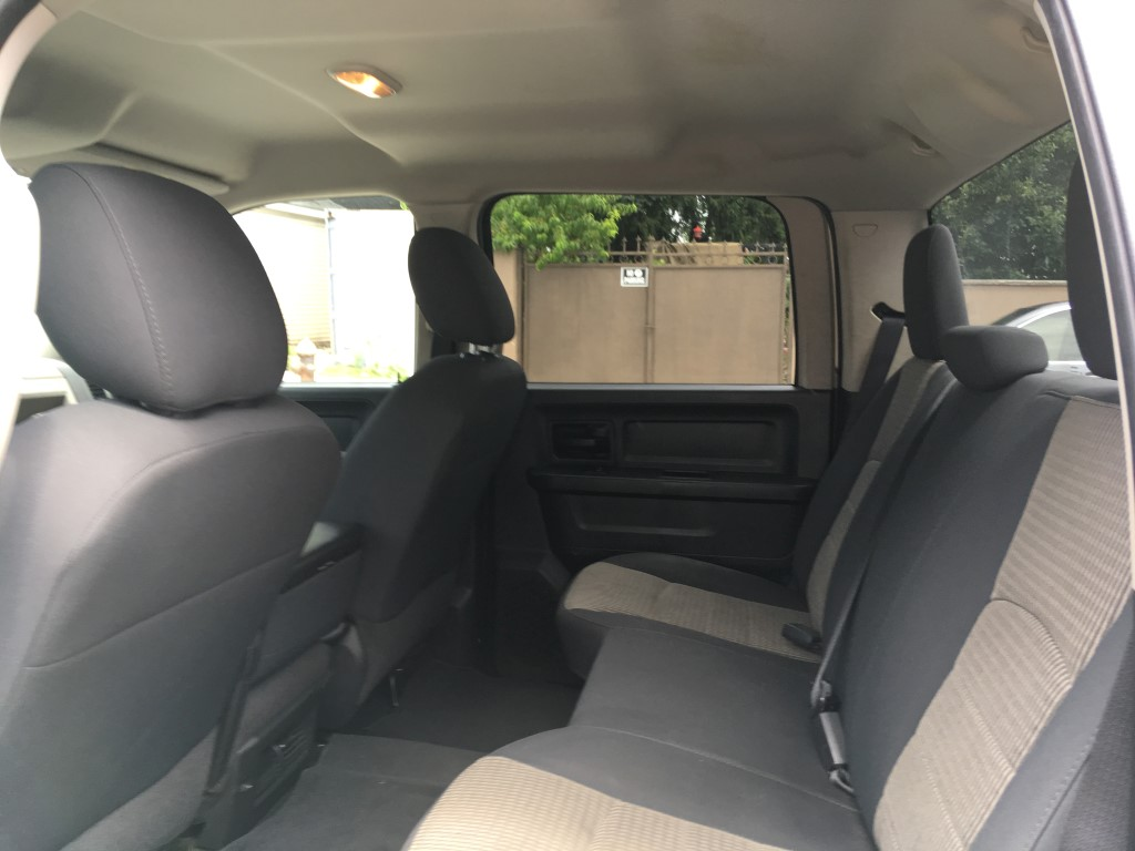 Used - RAM 1500 ST Crew Cab Truck for sale in Staten Island NY