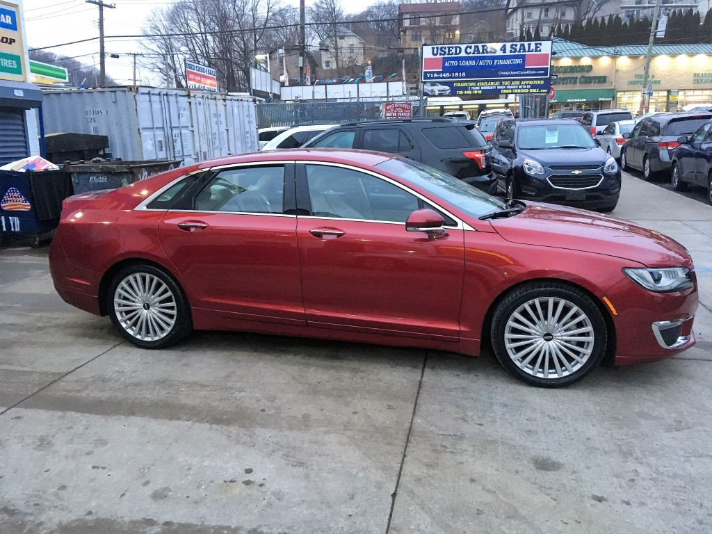Used - Lincoln MKZ Reserve Sedan for sale in Staten Island NY