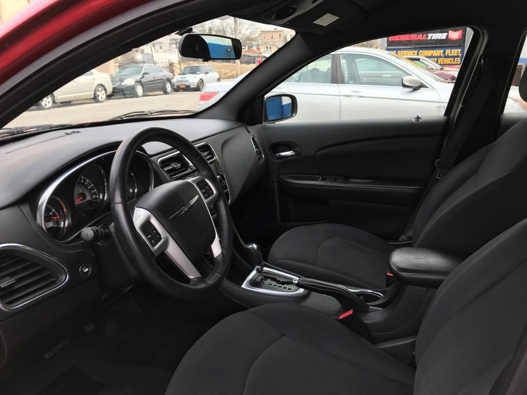 Used - Chrysler 200 Touring Sedan for sale in Staten Island NY
