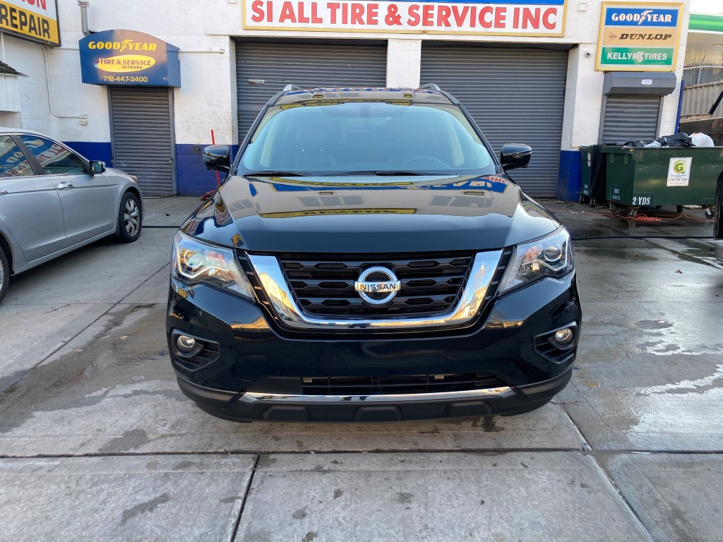 Used - Nissan Pathfinder SL SUV for sale in Staten Island NY