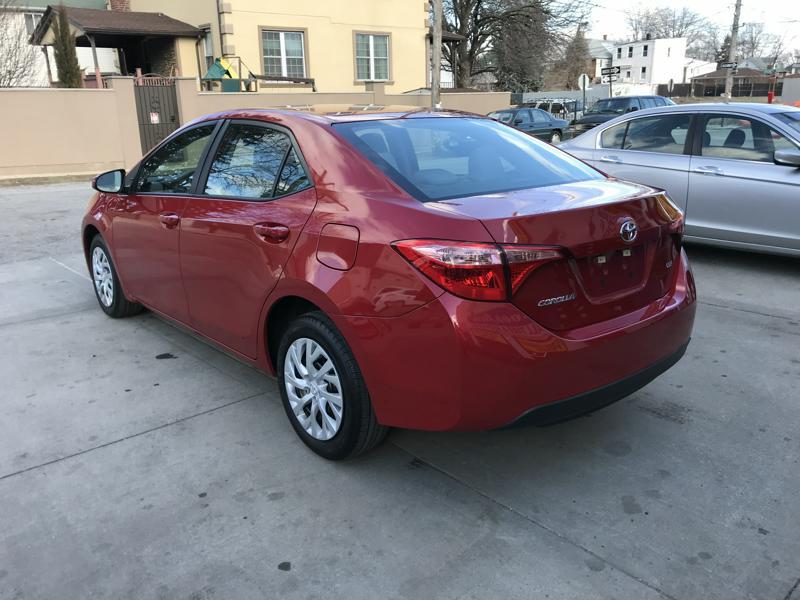 Used - Toyota Corolla LE Sedan for sale in Staten Island NY