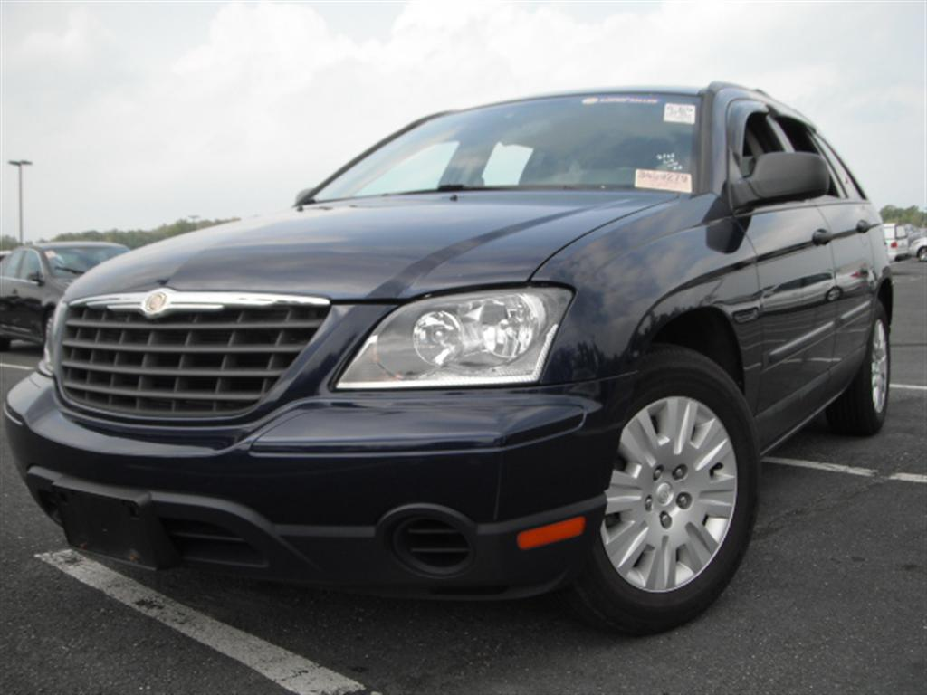 offers used car for sale 2006 chrysler pacifica sport utility 6. Black Bedroom Furniture Sets. Home Design Ideas