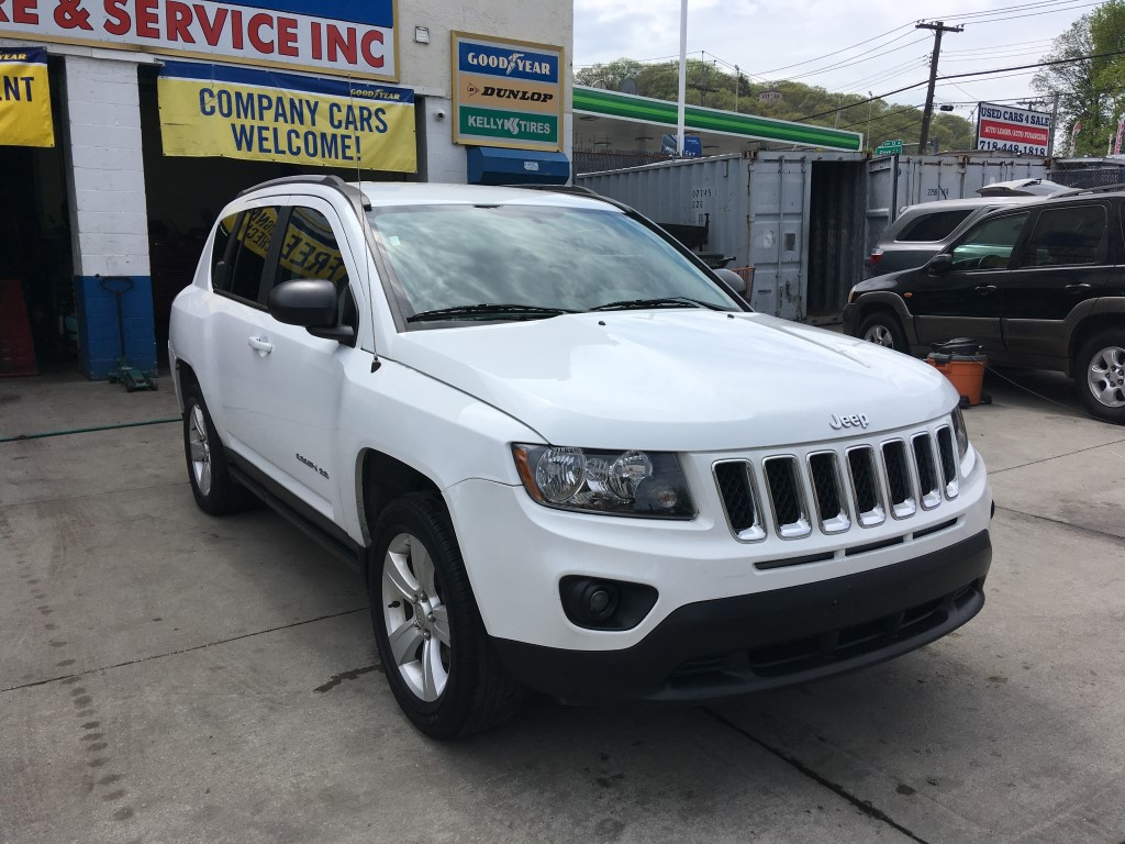 Used - Jeep Compass 4x4 SUV for sale in Staten Island NY