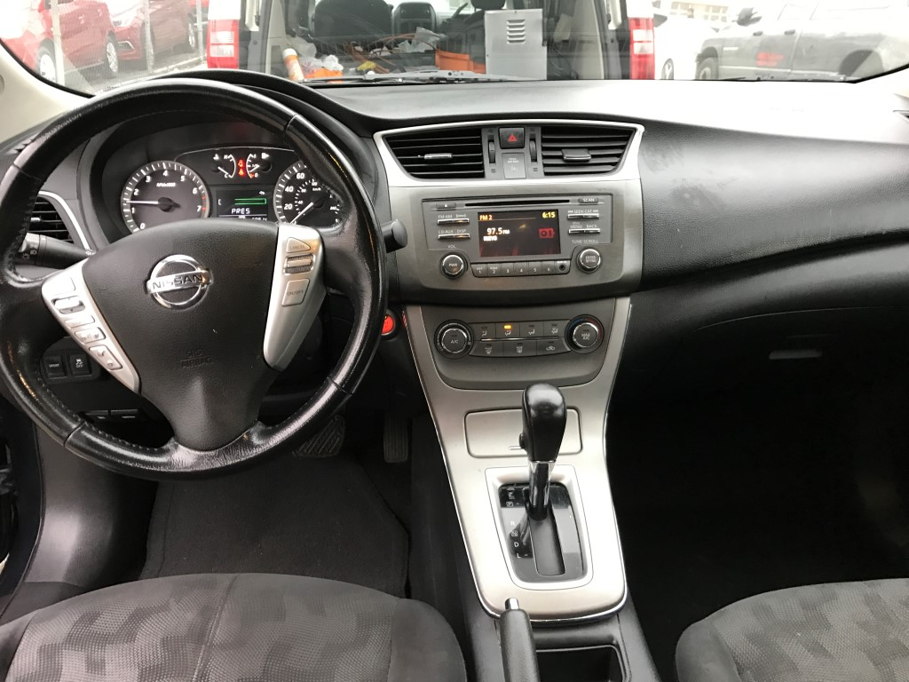 Used - Nissan Sentra S Sedan for sale in Staten Island NY