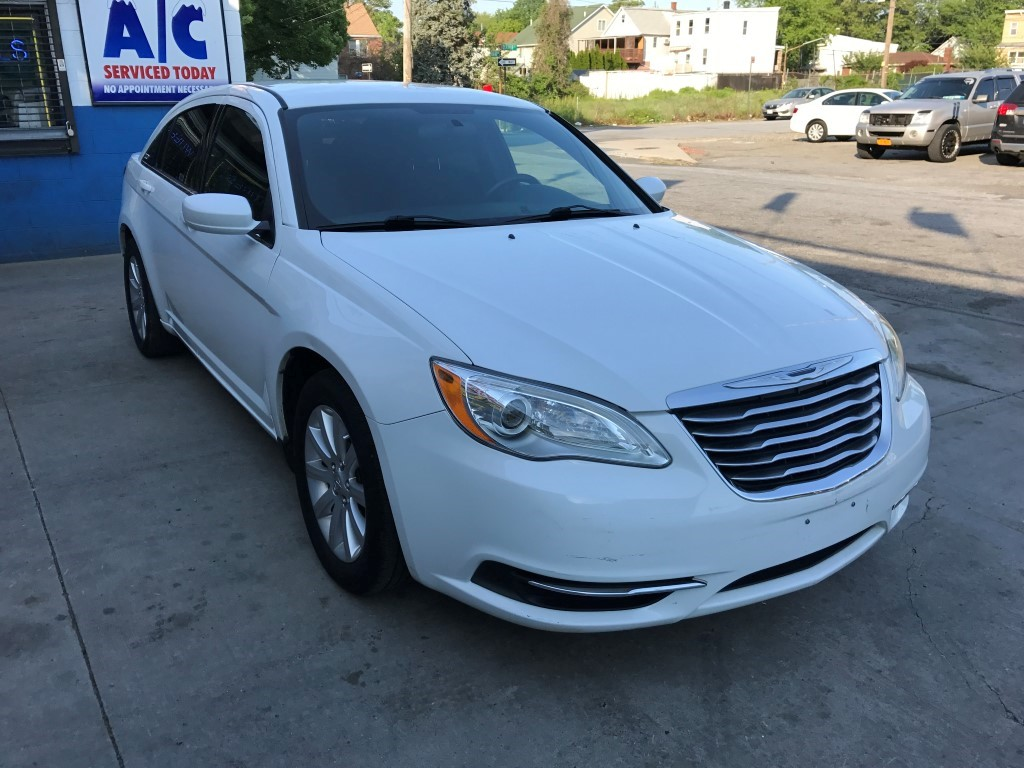 Used - Chrysler 200 Touring Sedan for sale in Staten Island NY