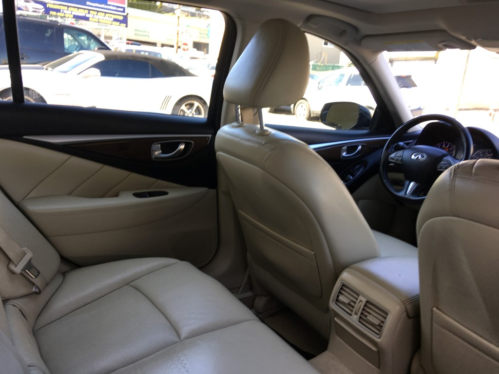 Used - Infiniti Q50 Premium AWD Sedan for sale in Staten Island NY