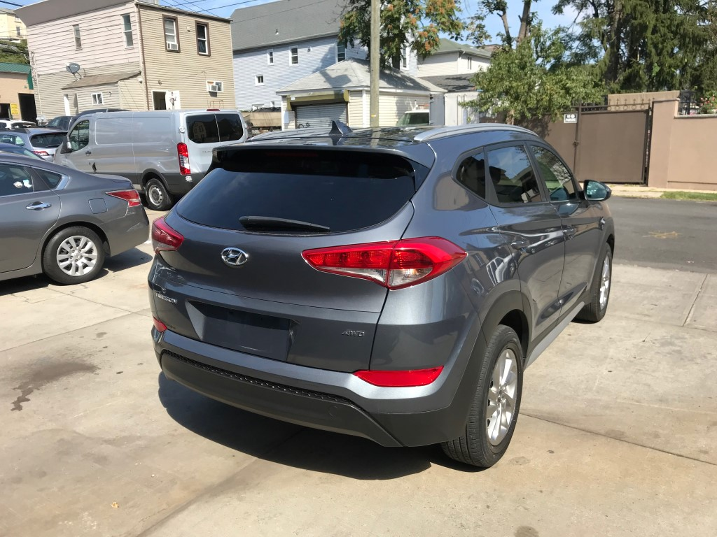 Used - Hyundai Tucson SEL AWD SUV for sale in Staten Island NY