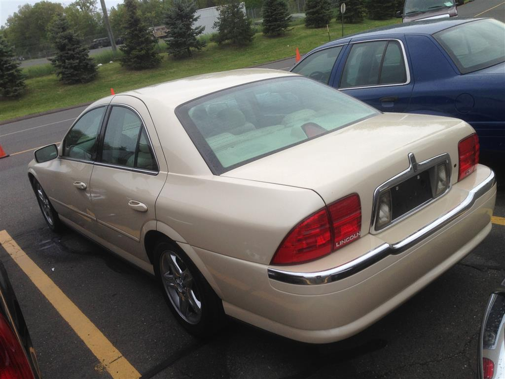 offers used car for sale 2002 lincoln ls sedan 4 in staten. Black Bedroom Furniture Sets. Home Design Ideas