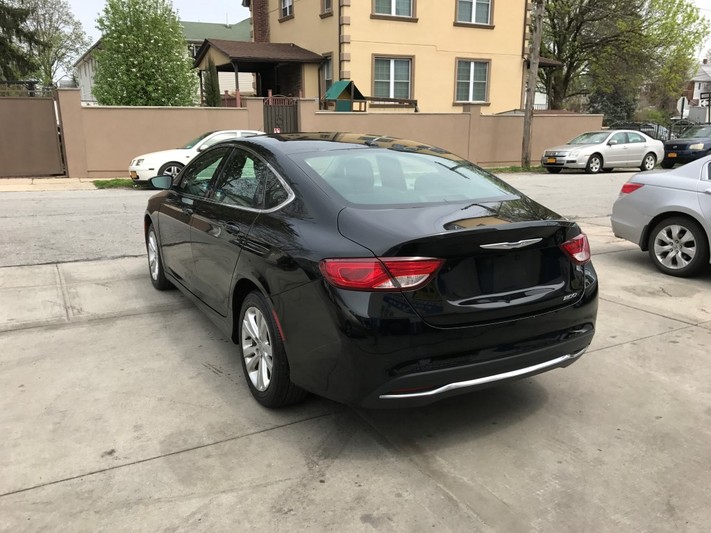 used 2015 chrysler 200 sedan 10. Cars Review. Best American Auto & Cars Review